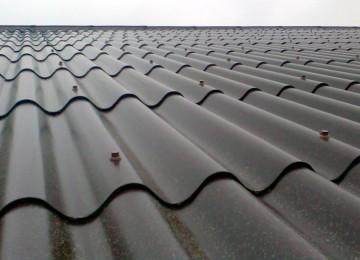 8-волновой шифер. Характеристика и применение в возведении крыши