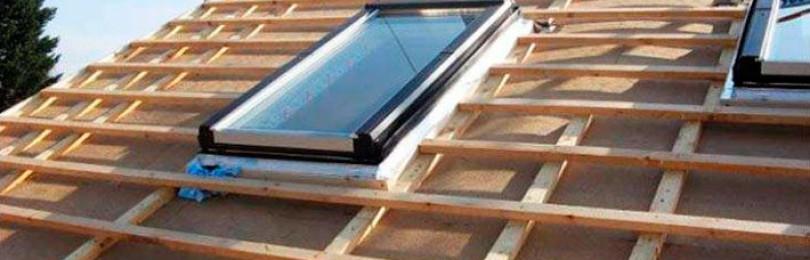 Обрешётка крыши под профнастил — расчет шага, выбор материала и установка