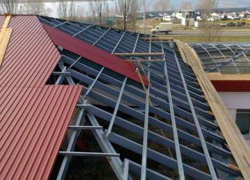 Как рассчитать количество листов профнастила на крышу?