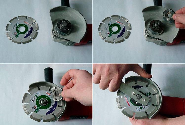 Какой нужен диск на болгарку для резки профнастила