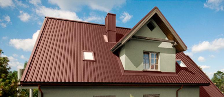 Кровля профнастилом с 20. Технические характеристики и особенности монтажа на крышу