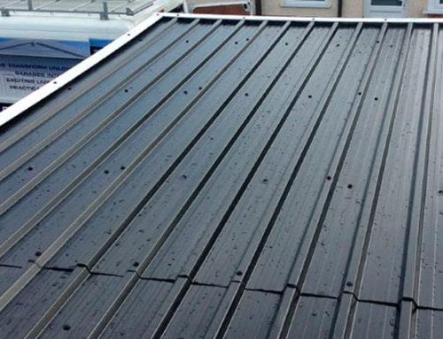 Покрыть односкатную крышу профнастилом своими руками фото 846
